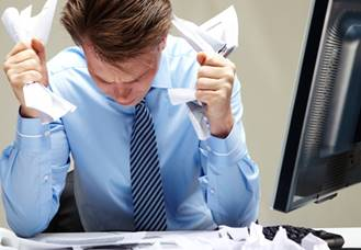 ストレス解消で逆流性食道炎を改善させる