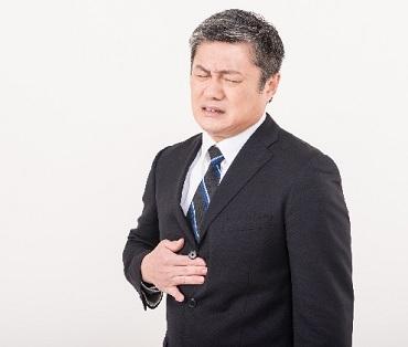 胃が熱い原因